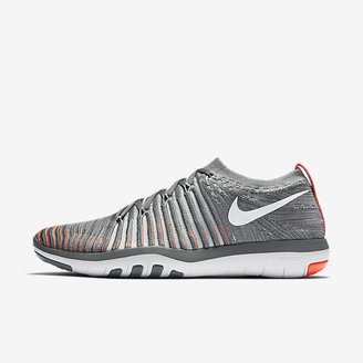 Nike Free Transform Flyknit Women's Training Shoe $150 thestylecure.com