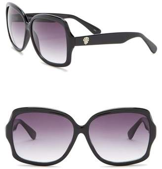 Vince Camuto Oversized 60mm Acetate Frame Sunglasses