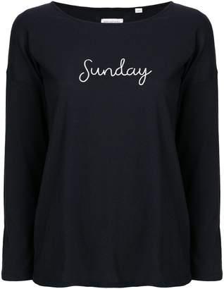 Parker Chinti & Sunday slogan top
