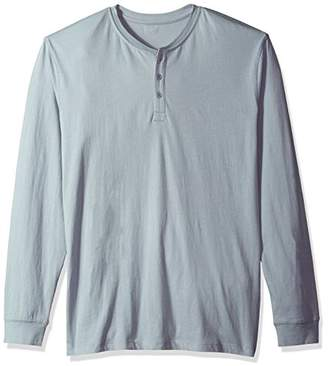 Slate & Stone Men's Chad Supima Long Sleeve Henley
