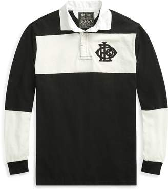 Ralph Lauren Classic Fit Cotton Rugby Shirt