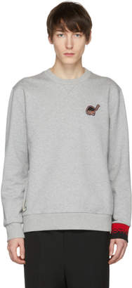 Lanvin Grey Enter Nothing Sweatshirt