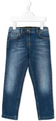 Dolce & Gabbana faded jeans