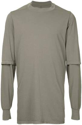 Rick Owens double layered T-shirt