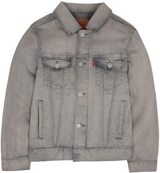 Levi's Levis Boys 8-20 Non-Stretch Denim Jacket