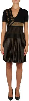 Versace Lurex Dress