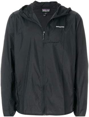 Patagonia zipped hooded jacket