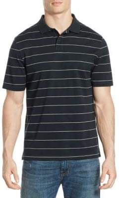 Vince Slim-Fit Stripe Polo