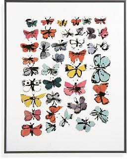 Warhol, Butterflies