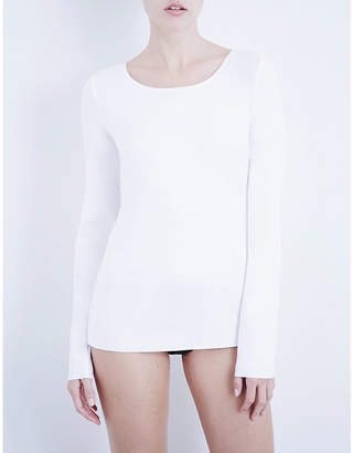 Wolford Jersey pullover top