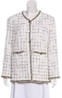 Chanel Summer 2017 Tweed Jacket