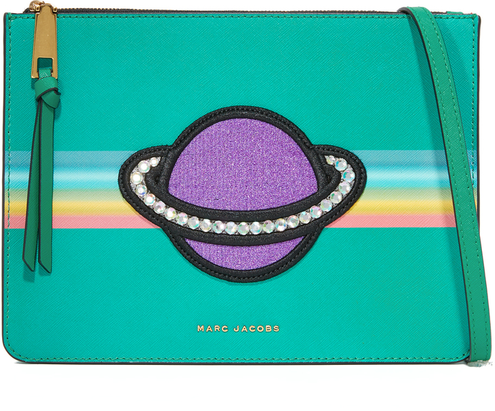Marc Jacobs Marc Jacobs Rainbow Flat Cross Body Bag