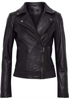 Muu Baa Muubaa Leather Biker Jacket