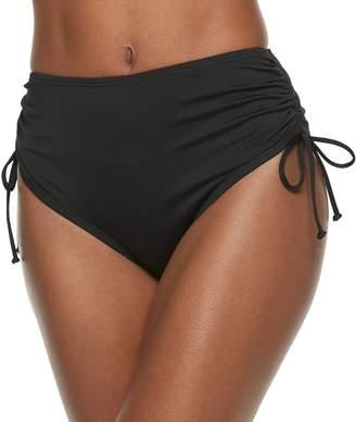 Apt. 9 Women's High-Waisted Adjustable Bikini Bottoms