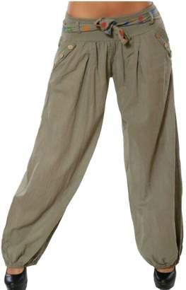 5b38c07f9937 Etecredpow Womens Low Waist Pure Color Yoga Loose Casual Jogging Bootcut  Pants XL