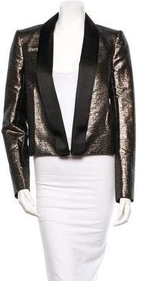 Lanvin Metallic Jacket w/ Tags
