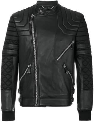 Philipp Plein panel jacket