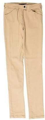 Balenciaga Mid-Rise Skinny Pants