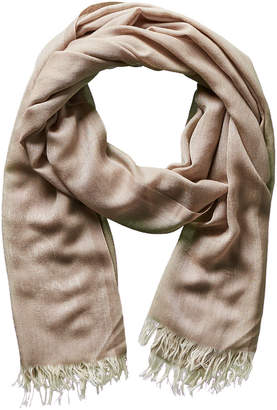 Chanel Grey Cashmere Stole