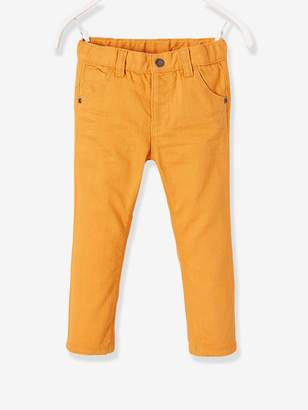 Vertbaudet Baby Boys' Straight-Cut Trousers