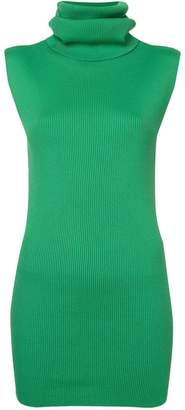 Marni turtleneck sleeveless sweater