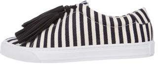 Loeffler Randall Logan Low-Top Sneakers w/ Tags