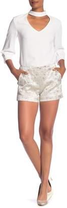 Trina Turk Link Textured Shorts