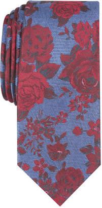 Bar III Men Thalia Floral Skinny Tie