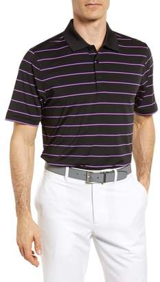 Cutter & Buck Everett Stripe DryTec Polo