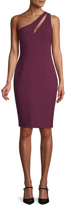 LIKELY Allison Keyhole Sheath Dress