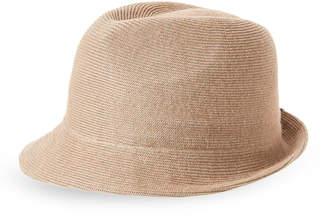 Kangol Oak Arnold Rib Knit Trilby Hat