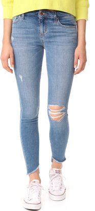 Joe's Jeans The Blondie Ankle Jeans $178 thestylecure.com