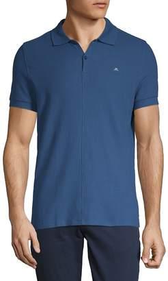 J. Lindeberg Men's Casual Cotton Polo