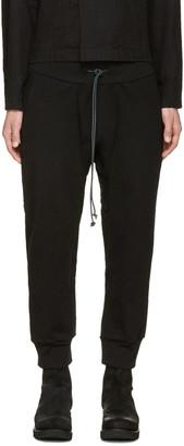 Attachment Black Sarouel Lounge Pants $485 thestylecure.com