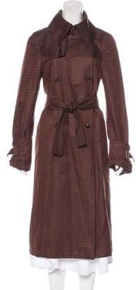 Gucci GG Jacquard Coat