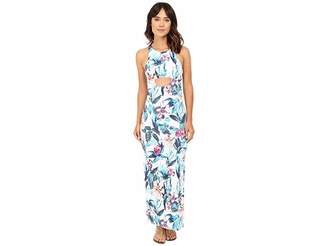 6 Shore Road by Pooja 24 hr Maxi Dress Cover-Up Women's Swimwear