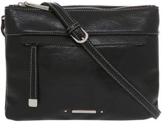 Basque Polly Zip Top Crossbody Bag BHK016