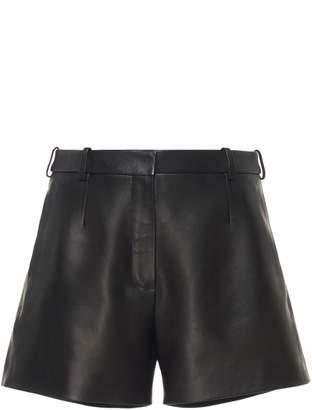 Lanvin Leather Short