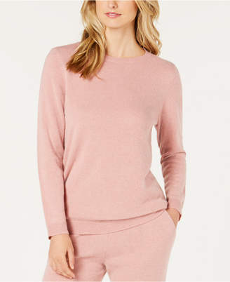 Charter Club Cashmere Pajama Top