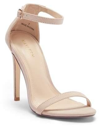 Elegant Footwear Tobi Ankle Strap Stiletto