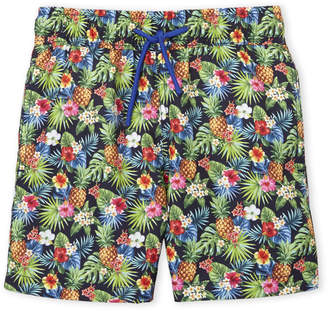 Blueport By Le Club (Toddler Boys) Pineapple Board Shorts