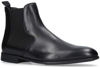Harry's of London Leather Mark Chelsea Boots