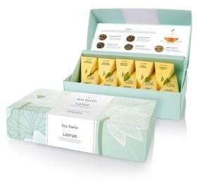 Tea Forte Lotus Tea Box Set
