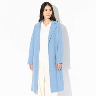 MACKINTOSH LONDON ウィメン 14ゲージウール丸編みコート