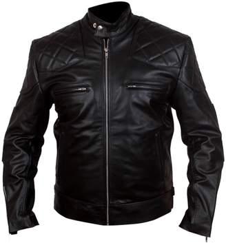 David Beckham Feather Skin Real Leather Jacket