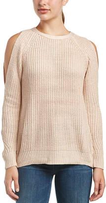 Fate Cold-Shoulder Sweater