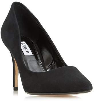 Dune Black 'Aurrora' Mid Heel Court Shoes