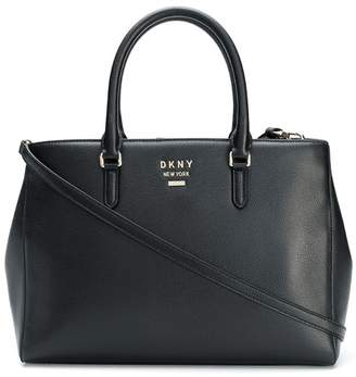 DKNY classic large tote bag