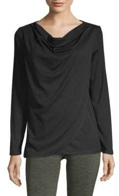 Gaiam Lyla Cowlneck Sweater