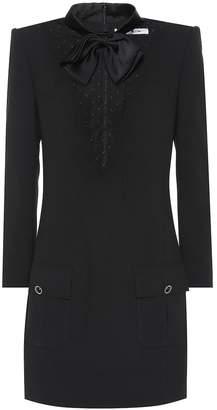 Givenchy Wool crepe dress